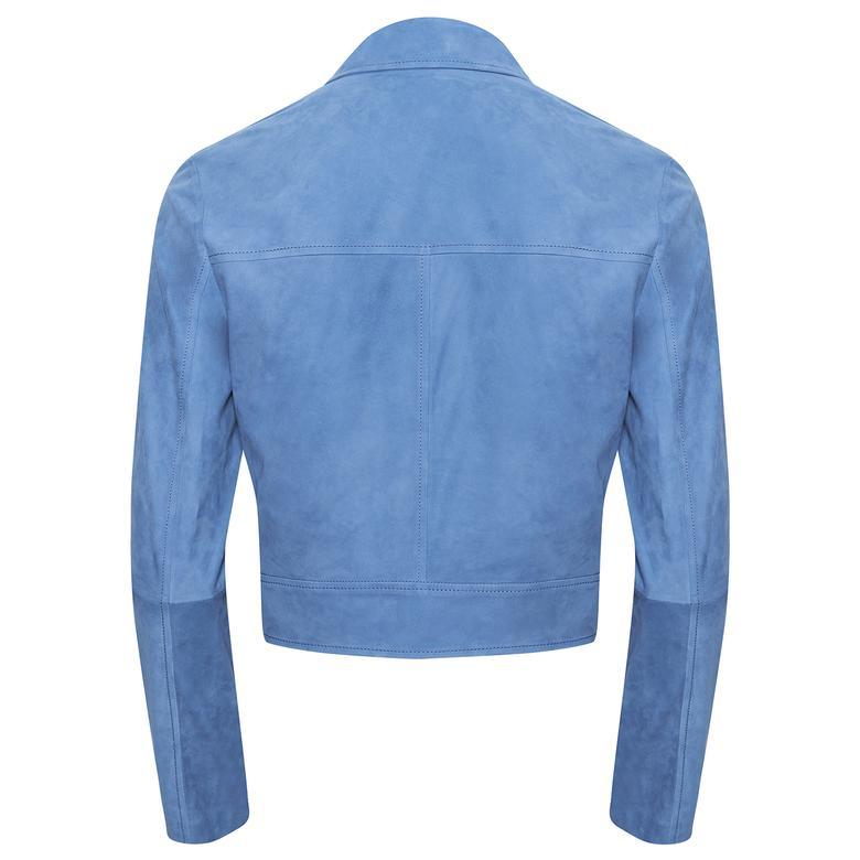 Mavi Nena Kadın Süet Ceket 1010031922005
