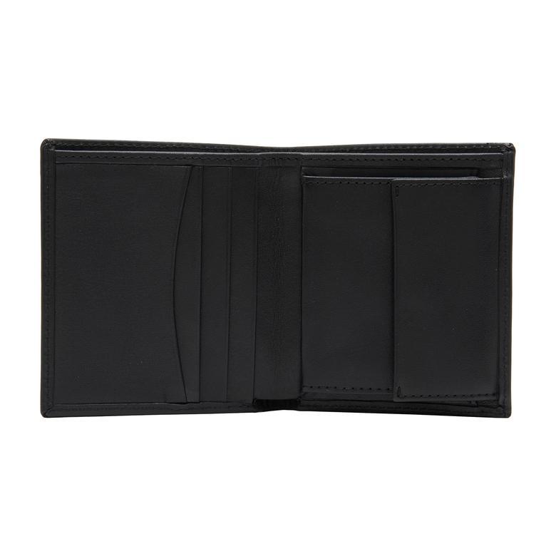 Siyah Silky Erkek Deri Cüzdan 1010032044001
