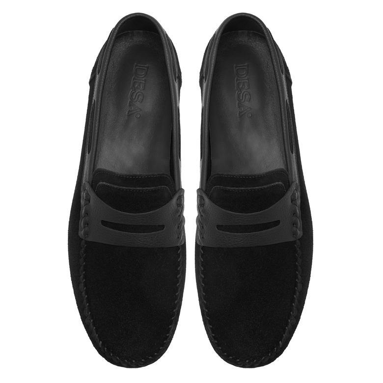 Siyah Renato Erkek Günlük Ayakkabı 2010047664003