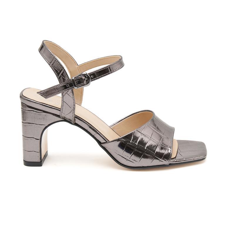 Gümüş Teah Kadın Sandalet 2010047425019