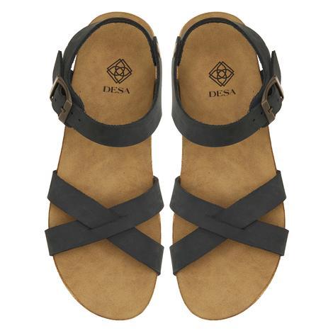Lacivert Pansy Kadın Sandalet 2010047437001