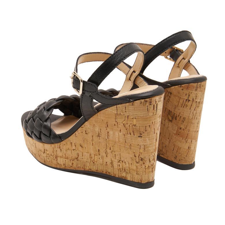 Aleece Dolgu Topuk Kadın Sandalet 2010047427001