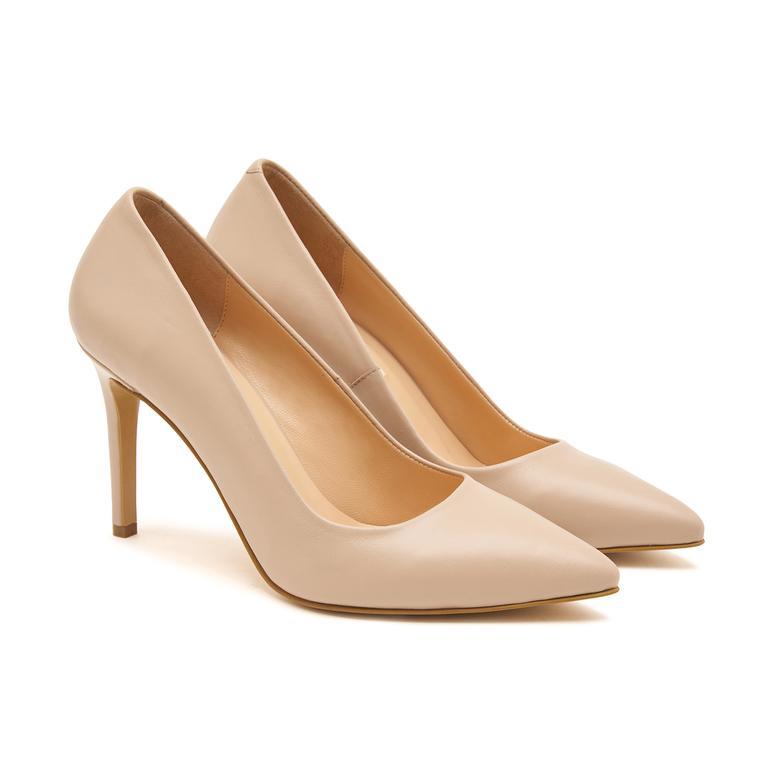Pudra Serena Kadın Klasik Ayakkabı 2010047574011