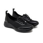 Siyah Valeria Kadın Günlük Ayakkabı 2010047587002