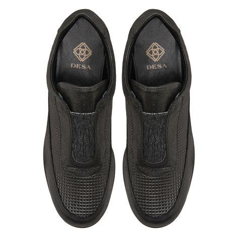 Siyah Juana Kadın Günlük Ayakkabı 2010047585001