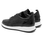 Siyah Paul Erkek Spor Ayakkabı 2010047609001