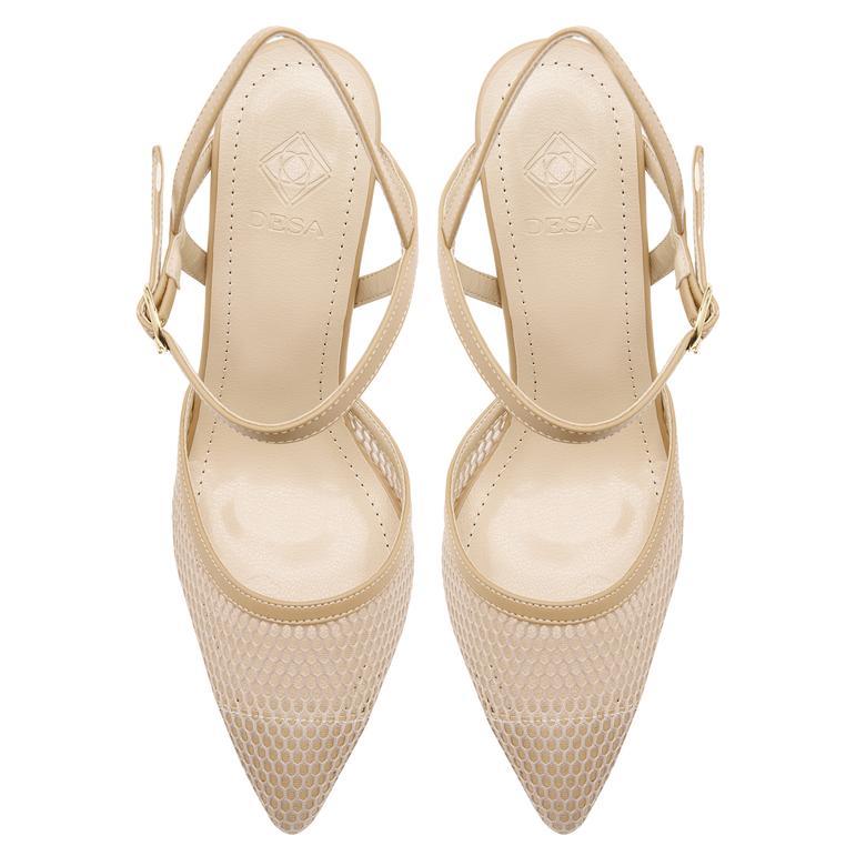 Jasmin Kadın Klasik Ayakkabı 2010047316003