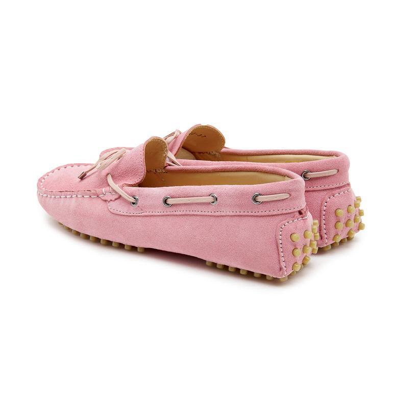 Pembe Gulia Kadın Lloafer Günlük Ayakkabı 2010047352011