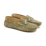 Yeşil Gulia Kadın Loafer Günlük Ayakkabı 2010047352022