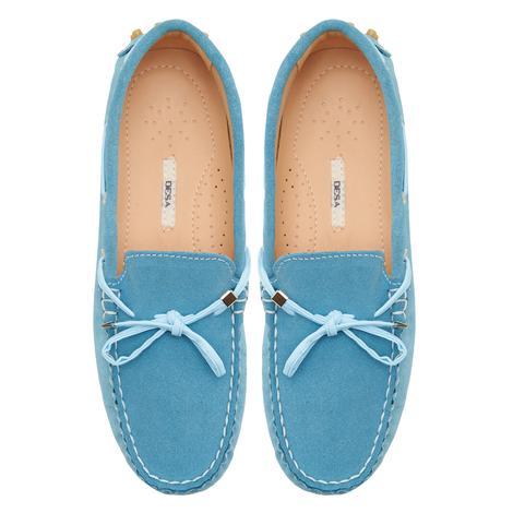 Mavi Gulia Kadın Loafer Günlük Ayakkabı 2010047352018