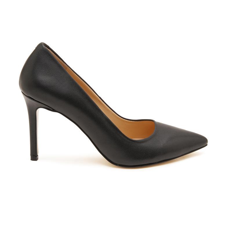 Siyah Serena Kadın Klasik Ayakkabı 2010047574002