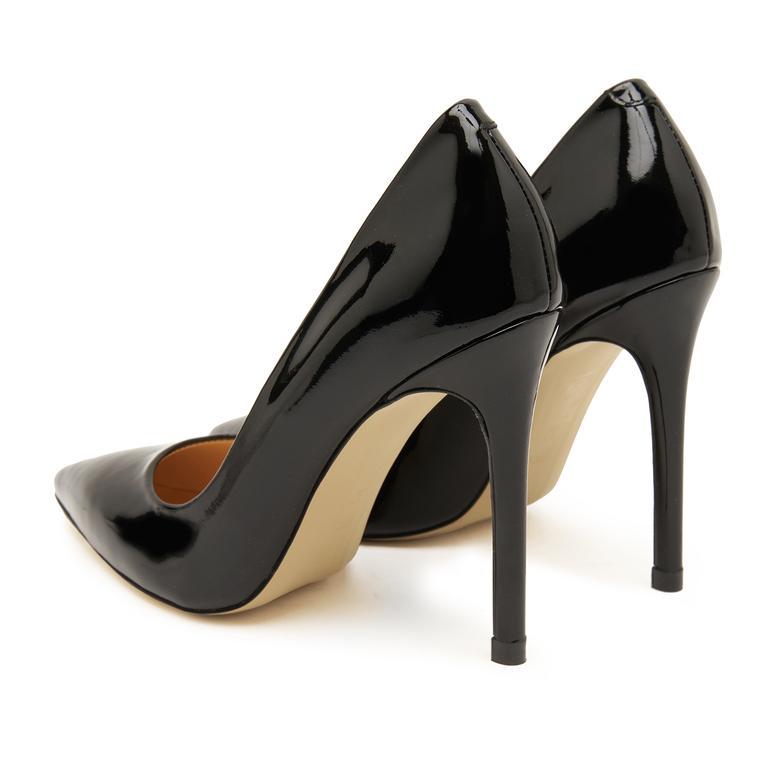 Siyah Trella Kadın Klasik Ayakkabı 2010047575001
