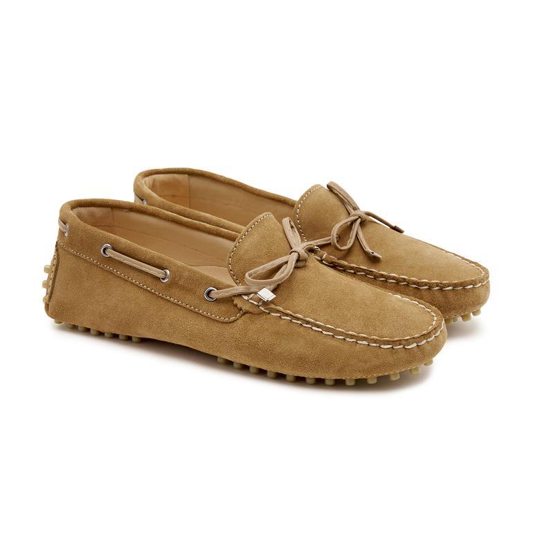 Kahve Gulia Kadın Loafer Günlük Ayakkabı 2010047352001