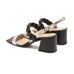 Gümüş Jade Kadın Sandalet 2010047432007
