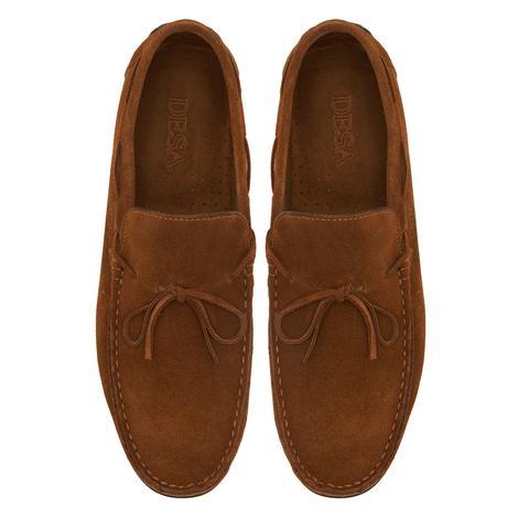Kahve Dario Erkek Loafer Günlük Ayakkabı 2010047659033