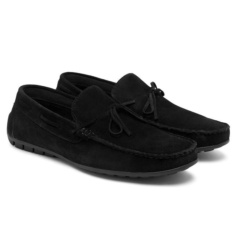 Siyah Dario Erkek Günlük Ayakkabı 2010047659001