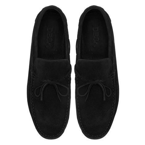 Siyah Dario Erkek Loafer Günlük Ayakkabı 2010047659001