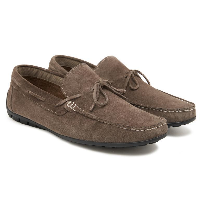 Bej Dario Erkek Loafer Günlük Ayakkabı 2010047659006