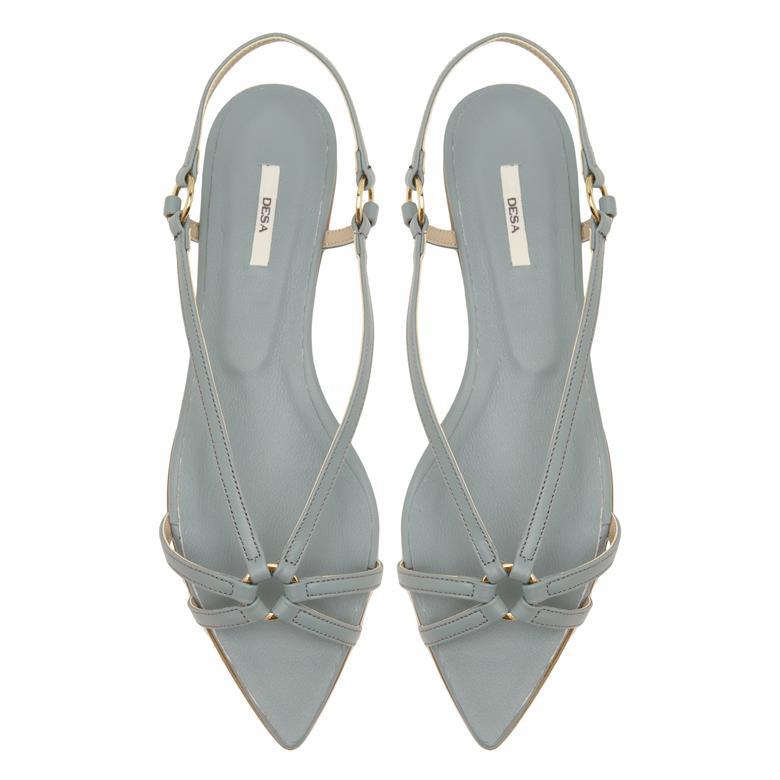 Gri Kadın Sandalet 2010047246003
