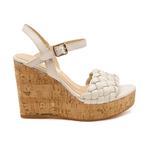 Aleece Dolgu Topuk Kadın Sandalet 2010047427011