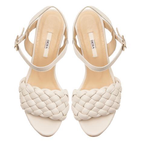 Aleece Dolgu Topuk Kadın Sandalet 2010047427007