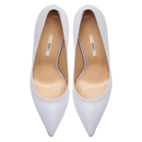 Mavi Mia Kadın Deri Klasik Ayakkabı 2010047576003