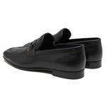 Brio Erkek Örgü Deri Klasik Ayakkabı 2010047578006