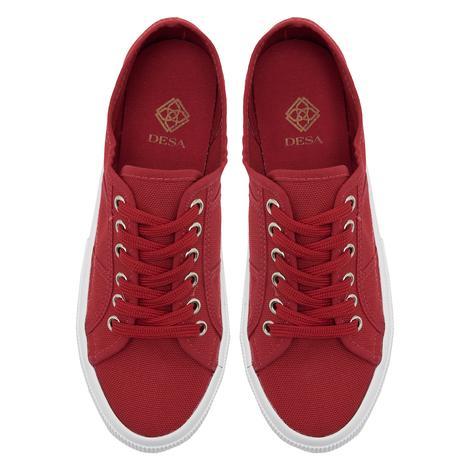 Kırmızı Paola Kadın Spor Ayakkabı 2010047676002