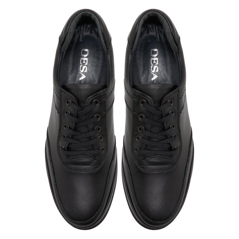 Lew Siyah Erkek Günlük Ayakkabı 2010047742001