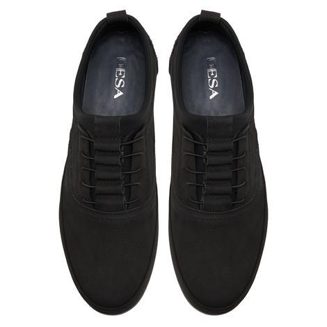 Emil Siyah Erkek Günlük Ayakkabı 2010047741001