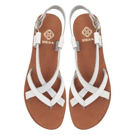 Kadın Deri Sandalet 2010047777013