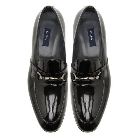 Siyah Oscar Erkek Klasik Ayakkabı 2010047652005