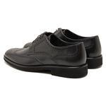 Siyah Fausto Erkek Klasik Ayakkabı 2010047651003
