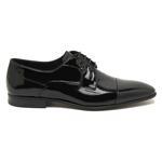 Siyah Leon Erkek Klasik Ayakkabı 2010047653005