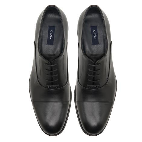 Siyah Matteo Erkek Klasik Ayakkabı 2010047640001