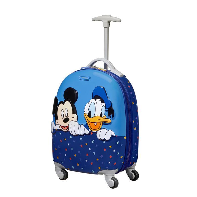 Mickey and Donald Stars - 4 Tekerlekli Kabin Boy Valiz 46 cm 2010047914001
