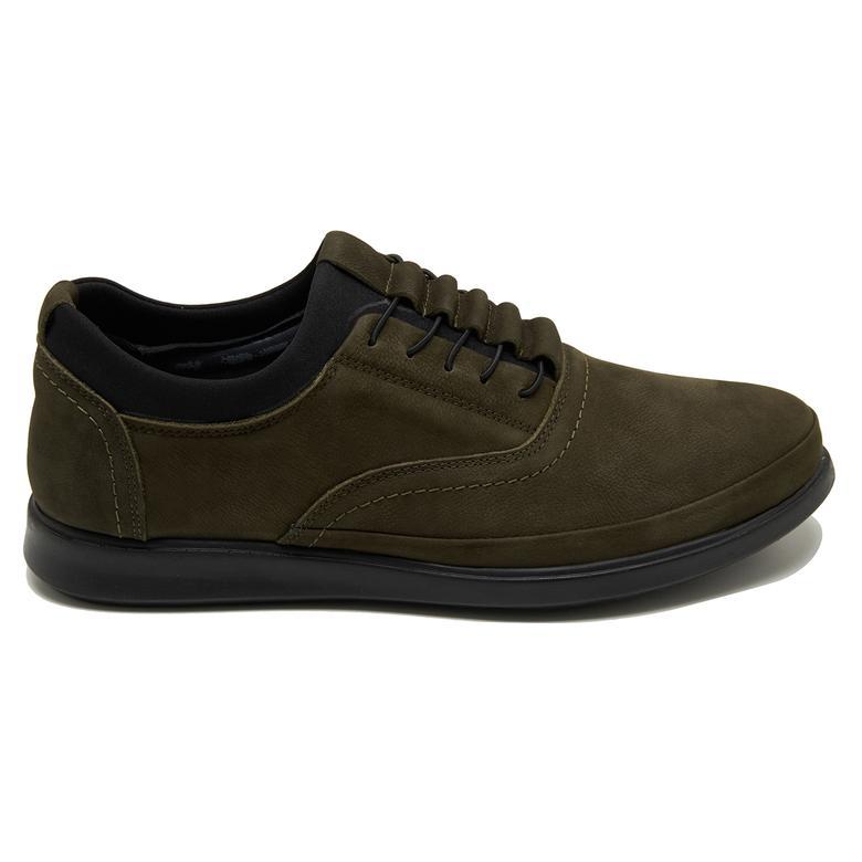 Emil Yeşil Erkek Günlük Ayakkabı 2010047741012