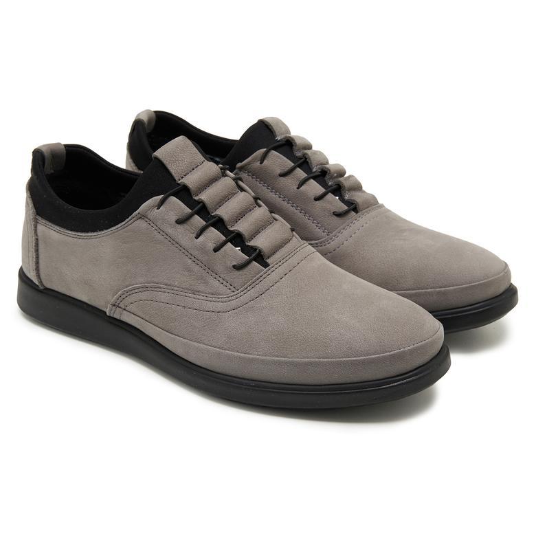 Emil Gri Erkek Günlük Ayakkabı 2010047741009