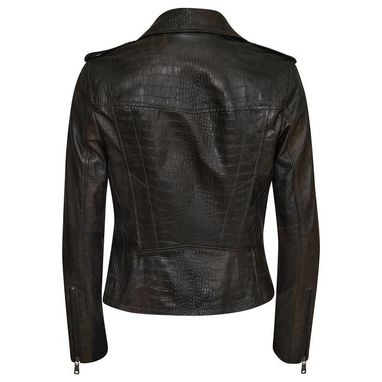 Jolene Kadın Biker Ceket 1010031555003