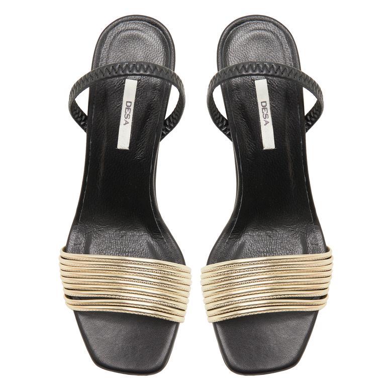 Siyah Aster Kadın Abiye Ayakkabı 2010047228001