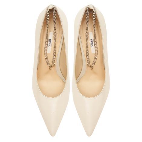 Bej Engracia Kadın Klasik Ayakkabı 2010047608010
