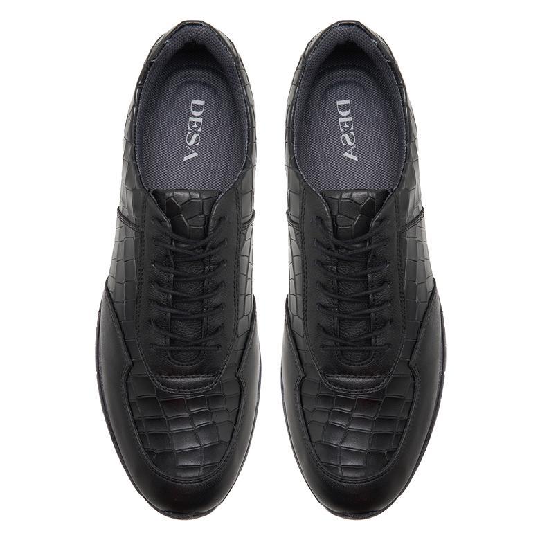 Kempes Siyah Erkek Spor Ayakkabı 2010047862001