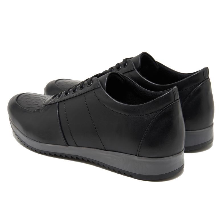 Siyah Erkek Spor Ayakkabı 2010047890003