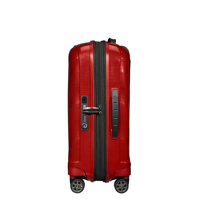 Samsonite C-Lite - Spinner 4 Tekerlekli Körüklü Kabin Boy Valiz 55cm 2010046756002