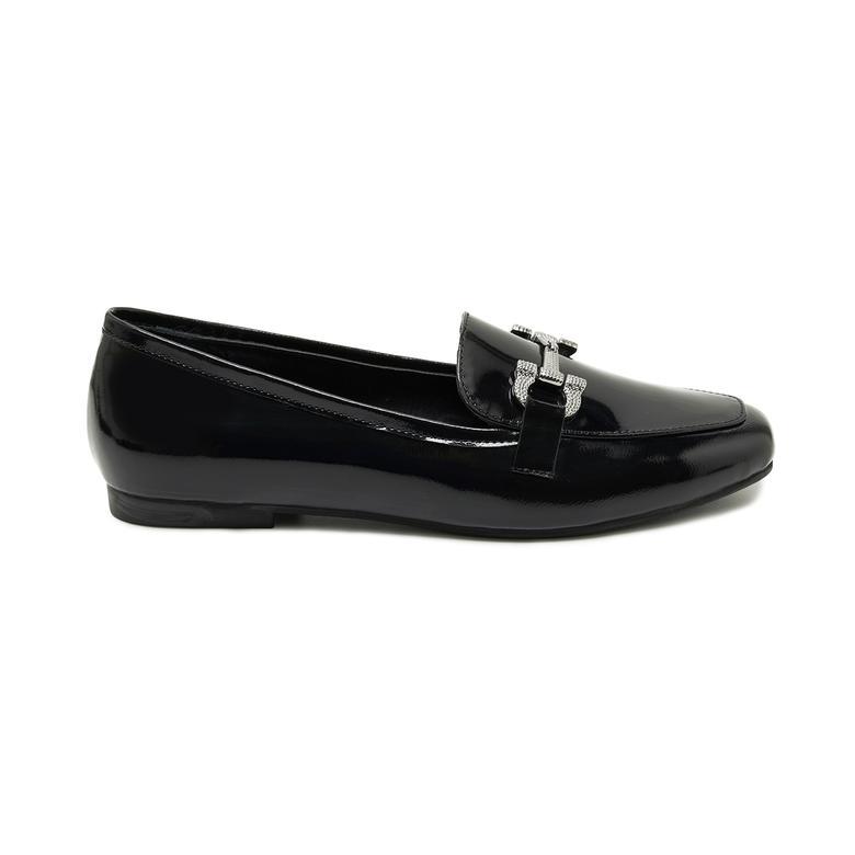 Lando Kadın Siyah Loafer Günlük Ayakkabı 2010047961002