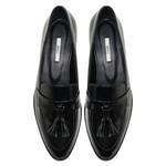 Kadın Siyah Loafer Günlük Ayakkabı 2010047995003