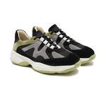 Siyah Kadın Spor Ayakkabı 2010047928003