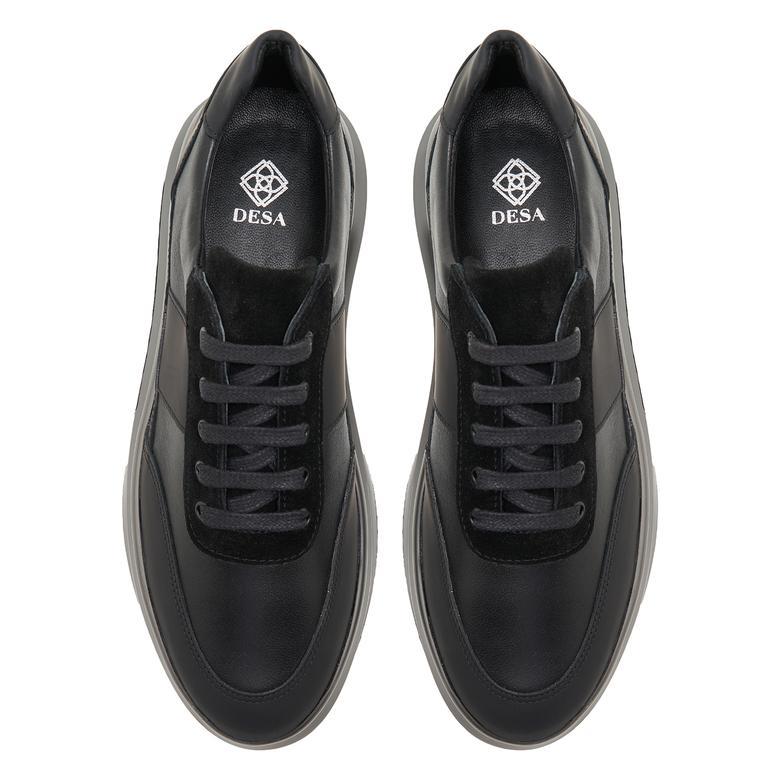 Tula Siyah Erkek Spor Ayakkabı 2010047926002