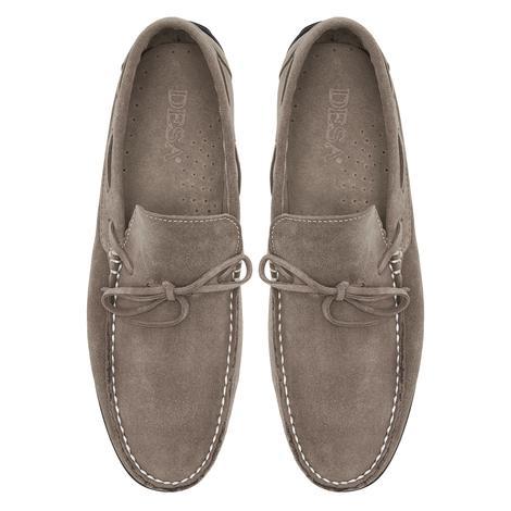 Gri Dario Erkek Loafer Günlük Ayakkabı 2010047659027