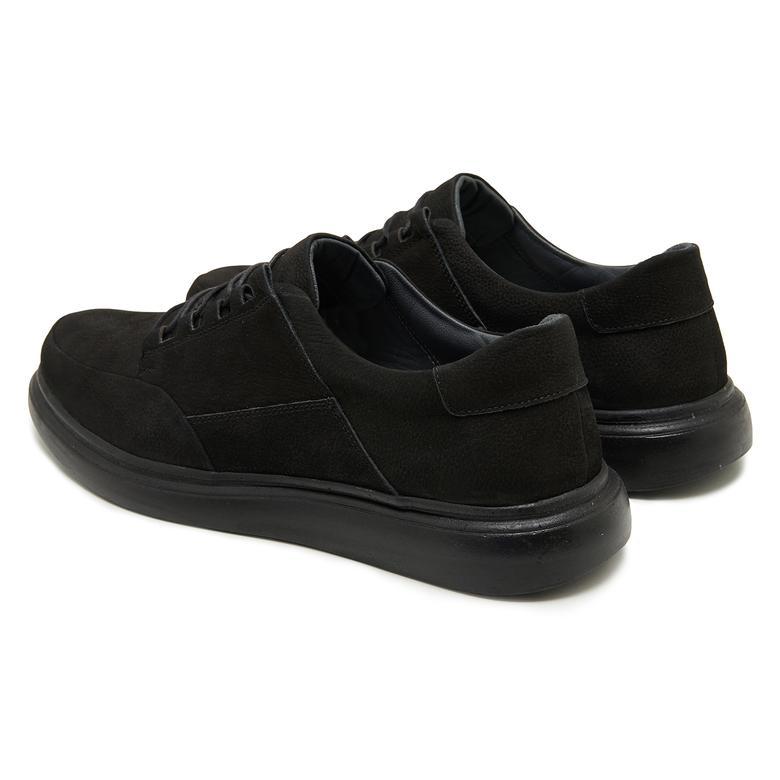 Siyah Erkek Günlük Ayakkabı 2010048077002
